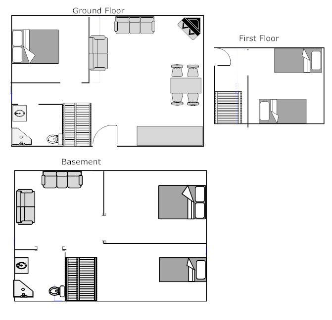 Floor Plan Villa 11