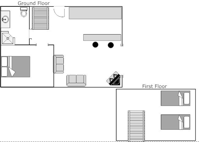 Floor Plan Villa 19