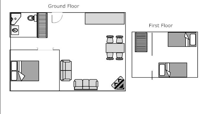 Floor Plan Villa 13